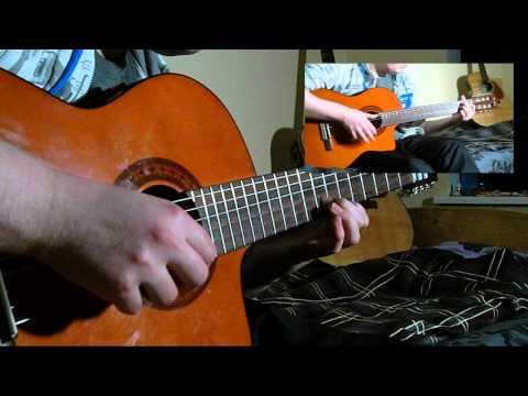 Cancion del mariachi (guitar cover)