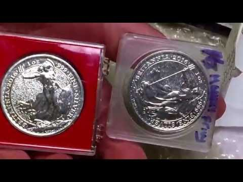 1 4 Queens Beasts Gold Coin Unboxing Funnydog Tv