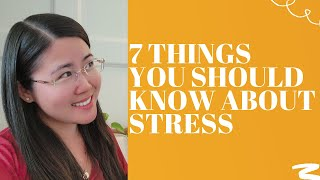 7 Stress Myths DEBUNKED by Psychologist