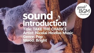 pop [No Copyright Music] TAKE THE CHANCE - Nicolai Heidlas Music