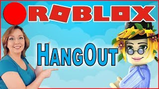 recorded🔴 ROBLOX LIVE 🔴 Mrs. Samantha's Official Hangout
