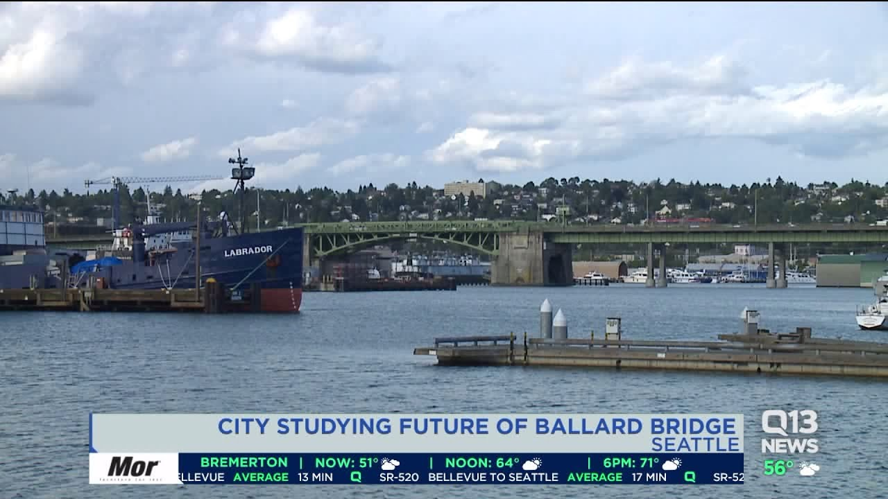 SDOT wants to hear from you: Rehab or replace the Ballard Bridge?