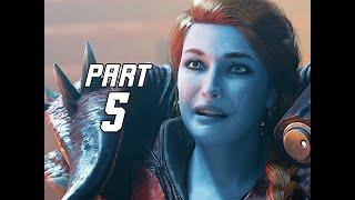 MARVEL'S GUARDIANS OF THE GALAXY Gameplay Walkthrough Part 5 - (4K 60FPS)