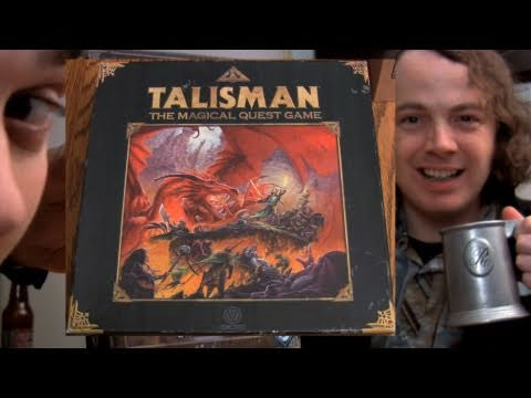 Drunk Talisman - Beer and Board Games |