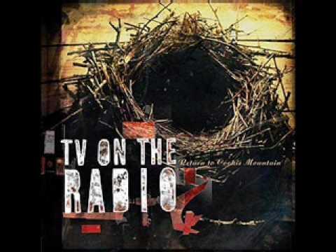 tv on the radio - wolf like me