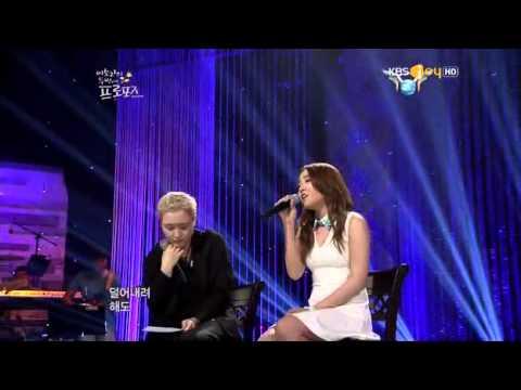 윤하 (Younha) - 우린 달라졌을까 first LIVE  on 이소라의 두번째 프로포즈