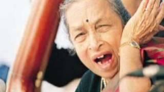 Gangubai Hangal, Raag Chandrakauns.