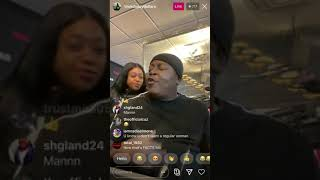 TRICK DADDY & TRINA ON 99 JAMZ MORNING SHOW TALKING RELATIONSHIPS! (HILARIOUS 😂)