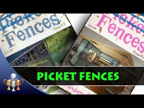 Fallout 4 U.S. Picket Fences - Comic Book Magazine Locations (5 Issues) New Settlement Statues