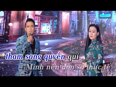 KLK Vòng Tay Nào Cho Em, Anh Hãy Về Đi  Song Ca Lưu Ánh Loan Lê Sang