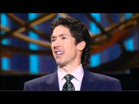 Joel Osteen says If You Believe, All Things Are Possible