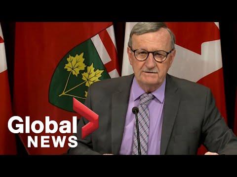 Coronavirus outbreak: Ontario reports 476 new COVID-19 cases as total cases near 14K | FULL