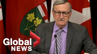 Coronavirus outbreak: Ontario reports 476 new COVID-19 cases as total cases near 14K   FULL