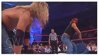 Shawn Michaels Vs Edge Bloodiest Fight  Kurt Angle Beat Shawn Michaels RAW 2005