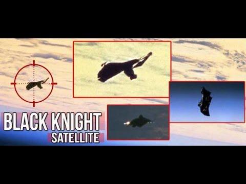 Derribado el satélite alienígena Black Knight
