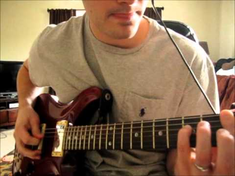 intermediate rhythm electric guitar lesson spicing up power chords youtube. Black Bedroom Furniture Sets. Home Design Ideas