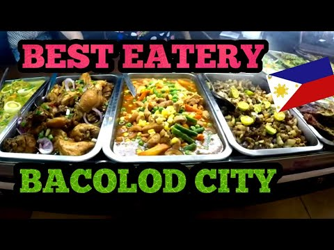 Is this the best Carinderia in BACOLOD CITY PHILIPPINES???