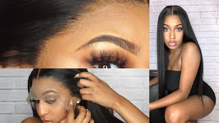 CELEBRITY SECRETS REVEALED! How to get the ULTIMATE MELTDOWN! (NO BABY HAIRS) Ft ISEE hair