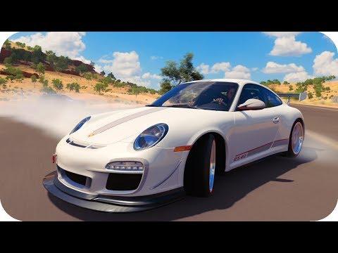 CONSIGUIENDO EL PORSCHE 911 GT3 RS 4.0 DE LA MANERA MAS ABSURDA XD | FH3