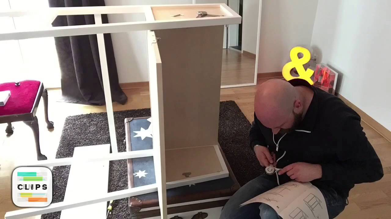Timelapse: assembling the ikea ps 2014 secretary youtube