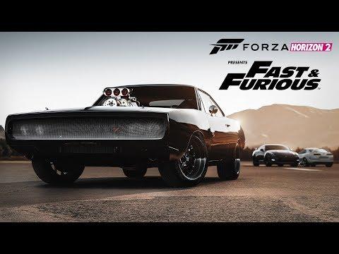 Forza Horizon 2 Presents Fast & Furious - Live