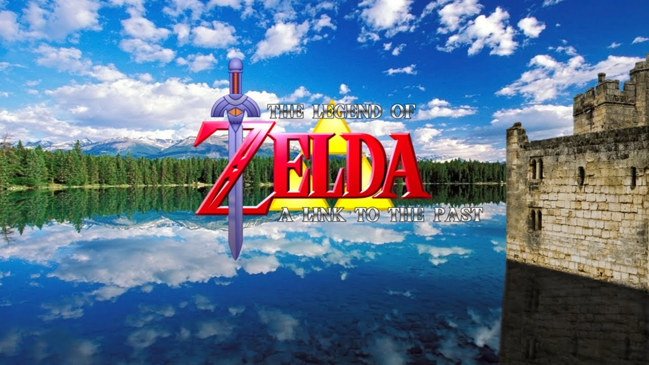 The Legend Of Zelda A Link To The Past Review For The Super Nes