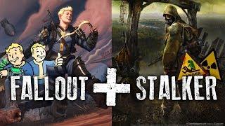 Сталкер fallout 4 НОВАЯ ИГРА