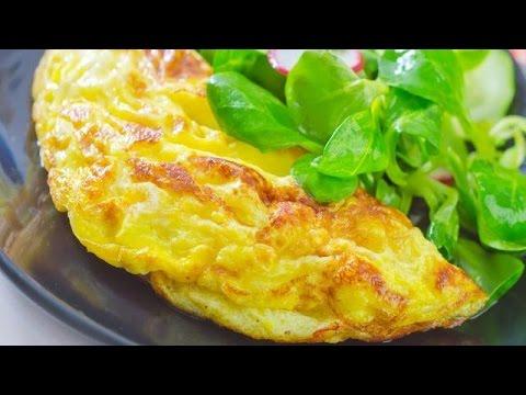 omelette-de-pommes-de-terre-ciboulette-facile