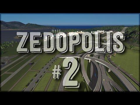 Zedopolis #2 - Office Space - Cities: Skylines After Dark
