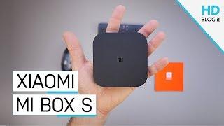 RECENSIONE Xiaomi Mi Box S: buono solo per lo STREAMING