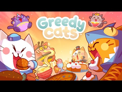 Greedy Cats now available on Google Play