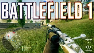 Battlefield 1 Hello I M Here To Destroy Everyone Messy Multiplayer Moments