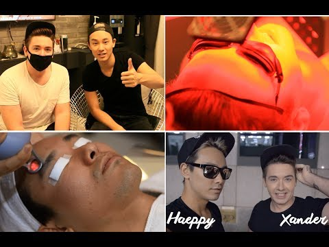 BB Laser & Facial Rejuvenation Laser with Xander & Haeppy in Korea