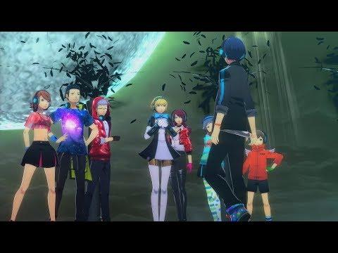 Persona 3: Dancing Moon Night- Burn My Dread (Cinematic)