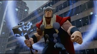Disney Infinity 2.0 - Marvel Super Heroes - Thor (Level 20 Character Showcase)