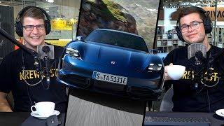 KREWKAST 080 Live auf der IFA Faltbare Smartphones amp; Porsche Taycan