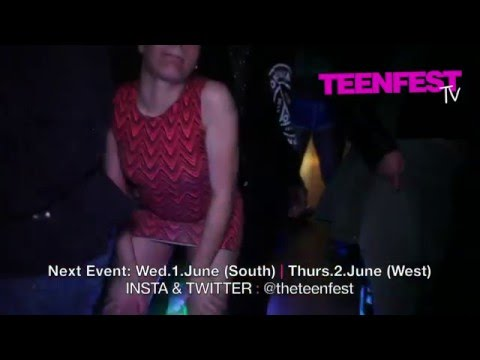 TEENFEST in HD 1080 (EASTER) SOUTH London (Click Subscribe to be told every time we upload!)