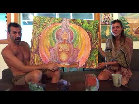 Art From The Heart and The Creation Of Super Humans