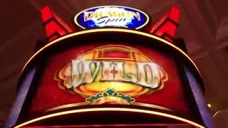 LIVE PLAY Dragon Spin **BIG WIN** at Bellagio!