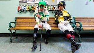 "Puerto Rican horse jockey Irad Ortiz Jr.: ""That's what I'm born for"""