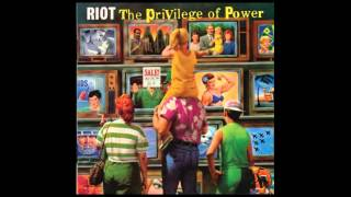 Riot - Racing With The Devil On A Spanish Highway