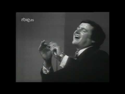Antonio Zabaleta - Cuando tú vuelvas (vivo, Festival OTI 1973)