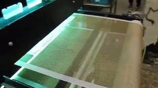 видео: Печать на П/Э пакетах - Шелкогрфия
