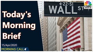 Top Business News Headlines To Track Today | Morning Call