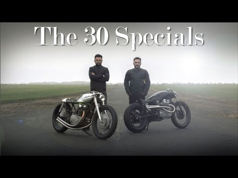 Cafe Racer (2016 Top 30 Best Motorcycles)