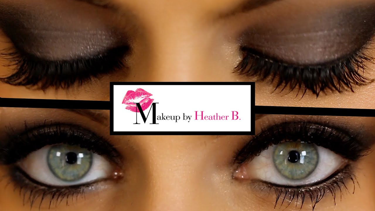 How To Do Smokey Eyes Learn From Professional Makeup Artist