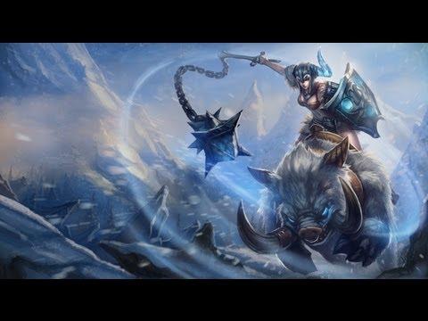 Sejuani: Art Spotlight | League of Legends