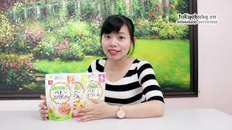 Review Mì  HAKUBAKU Nội Địa Nhật Bản (Tokyobaby.vn)