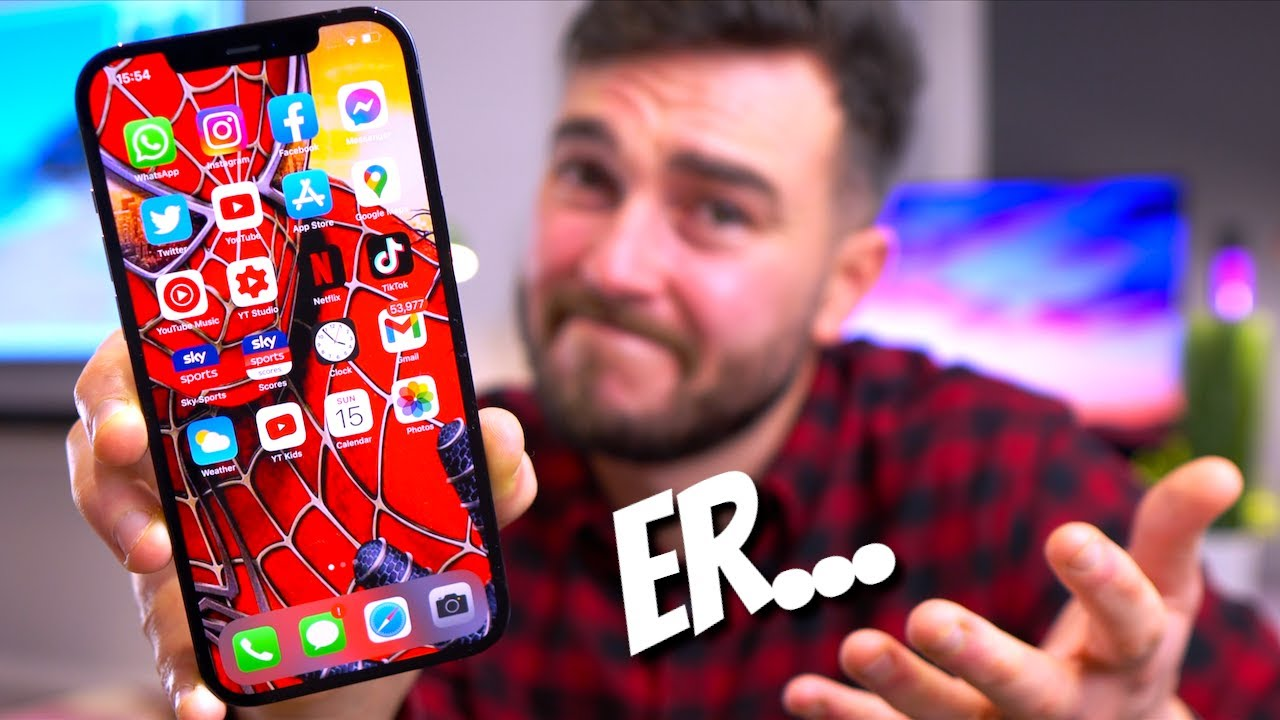 72 Hours With iPhone 12 Pro Max | I've