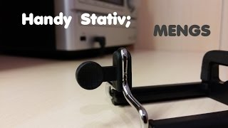 Smartphone Stativ: MENGS Review